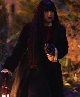 What We Do in the Shadows Nadja Coat