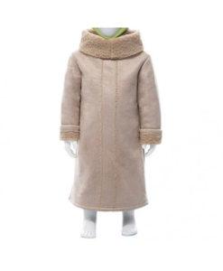 The Mandalorian Baby Yoda Coat