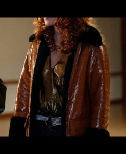 Supernatural Season 15 Anael Coat