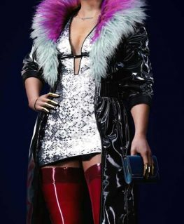 Cyberpunk 2077 Evelyn Parker Coat