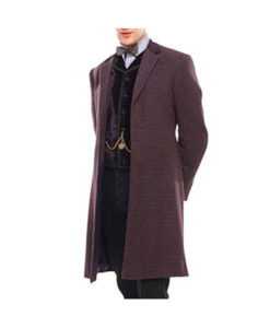 Doctor Who The Doctor Coat