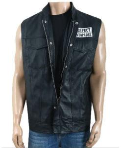 Mayan M.C Ezekiel Reyes Vest
