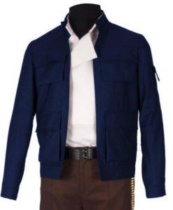 Star Wars Empire Strikes Han Solo Jacket