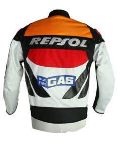 Honda Repsol Biker Jacket