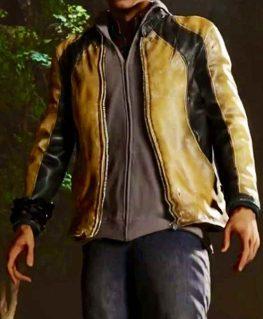 InFamous Cole MacGrath Jacket