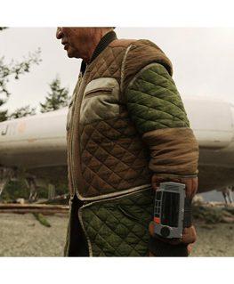 Lost In Space Hiroki Watanabe Coat