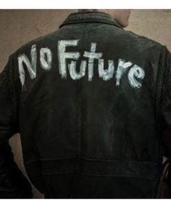 Dark 2 Ulrich Nielsen 1986 Leather Jacket