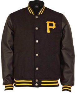 Pittsburgh Pirates Varsity Jacket