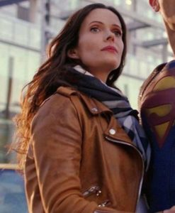 Superman And Lois Elizabeth Tulloch Jacket