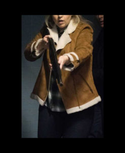 Supernatural S015 Donna Hanscum Jacket
