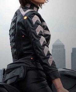 The Courier Olga Kurylenko Jacket