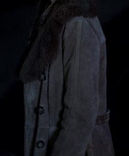 The Devil Has a Name Gigi Coat