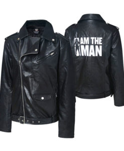 WWE Becky Lynch Black Jacket