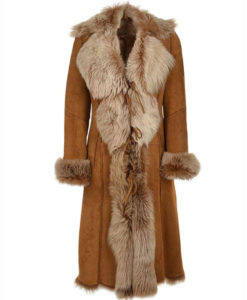 Novah Brown Coat