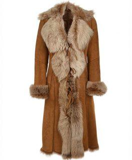 Novah Brown Coat