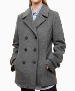 Riverdale Betty Cooper Grey Coat