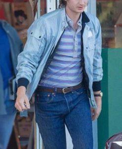 Stranger Things Steve Harrington Jacket