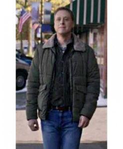 Resident Alien Harry Vanderspeigle Jacket