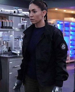 Agents of Shield Yo-Yo Rodriguez Jacket