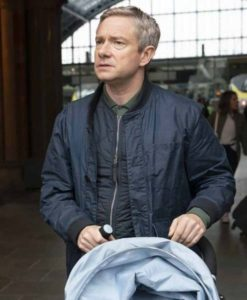 Paul Blue Jacket 1