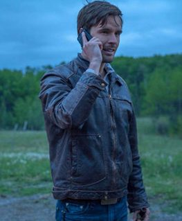 Heartland Ty Borden Leather Jacket