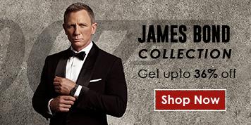 James Bond Suit Collection