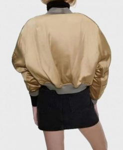 Sydney Burnett Cropped Jacket