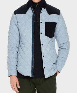 Legacies S03 Milton 'MG' Greasley Quilted Jacket