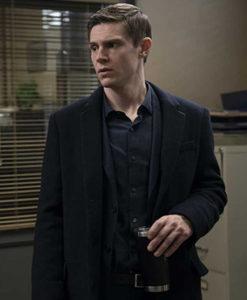 Mare of Easttown Detective Colin Zabel Coat