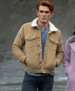 Riverdale Archie Andrews Brown Jacket