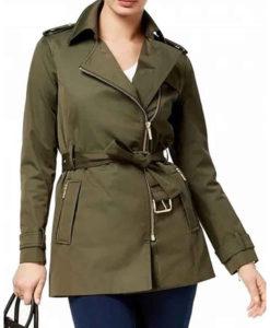 Alice Cooper Green Jacket