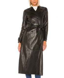 Riverdale S05 Leather Coat