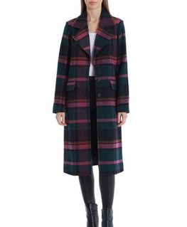 Riverdale-S05-Veronica-Lodge-Plaid-Trench-Coat