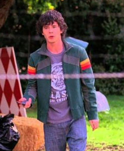 The Middle Axl Heck Green Jacket