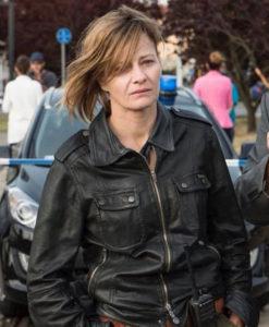 Helena Rus Leather Jacket