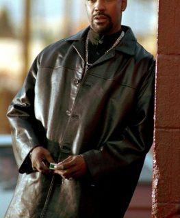 Training Day Alonzo Leather Coat