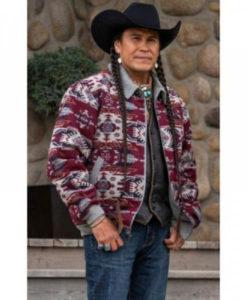 Rainwater's Driver Printed Jacket