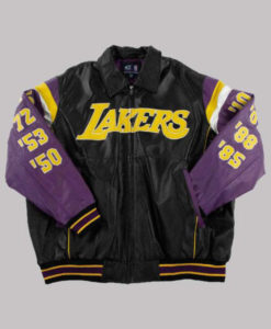 Los Angeles Lakers 16x Bomber Jacket