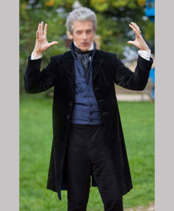 Doctor Who 12th Doctor Who Coat