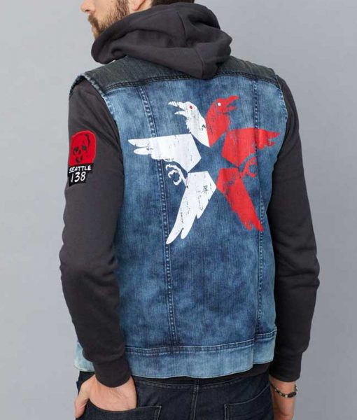 Infamous Second Son Delsin Rowe JeanVest