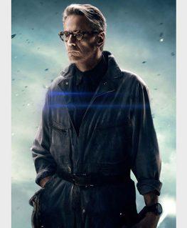 Justice League Alfred Coat