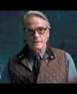 Justice League Alfred Vest
