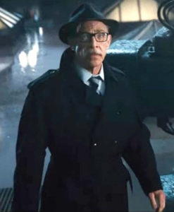 Justice League Commissioner Gordon Coat