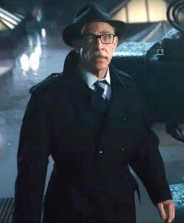 Justice League Commissioner Gordon Coat