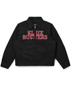 Klux Busters Black Jacket