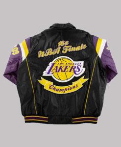 16x NBA Finals Champions Jacket