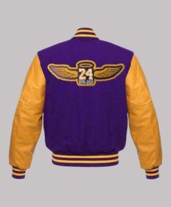 Lakers NBA Varsity Jacket