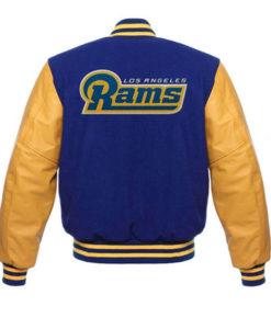 Los Angeles Rams Varsity Jacket