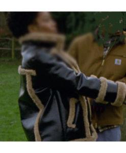 Master Of None S03 Naomi Ackie Jacket