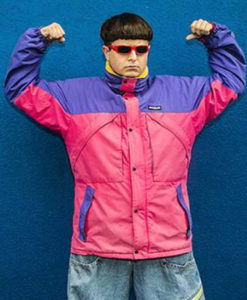 Alien Boy Oliver Tree Jacket